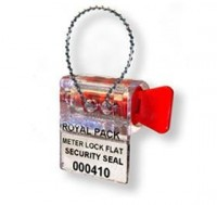 Security Seal METER LOCK FLAT